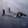 Fastway e2 Round Bar Weight Distribution Hitches with Sway Control, 8000 lb. trailer weight, 800 lb. tongue weight