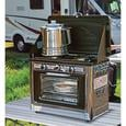 Outdoor Camp Oven 2 Burner Range and Stove