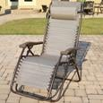 Amberwood Mesh Recliner