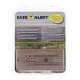 Safe-T-Alert 35 Series Flush Mount Dual LP & Carbon Monoxide Alarm – Brown