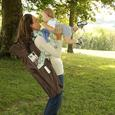 Lightweight and easy to carry along with your child