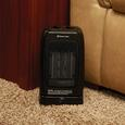 Comfort Zone Oscillating Ceramic Heater