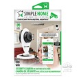 Wifi Security Camera w/ Motion Detection