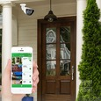 Smart Outdoor Wifi Security Camera