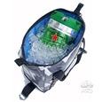 Polar Bear 12 Pack H2O Cooler, Charcoal