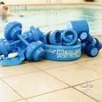 Super Soft Buoyancy Belt, Small/Medium, Bahama Blue